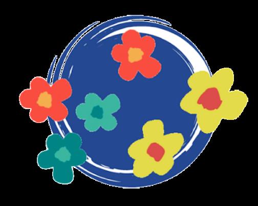 Kindness+Love World Flower Ball